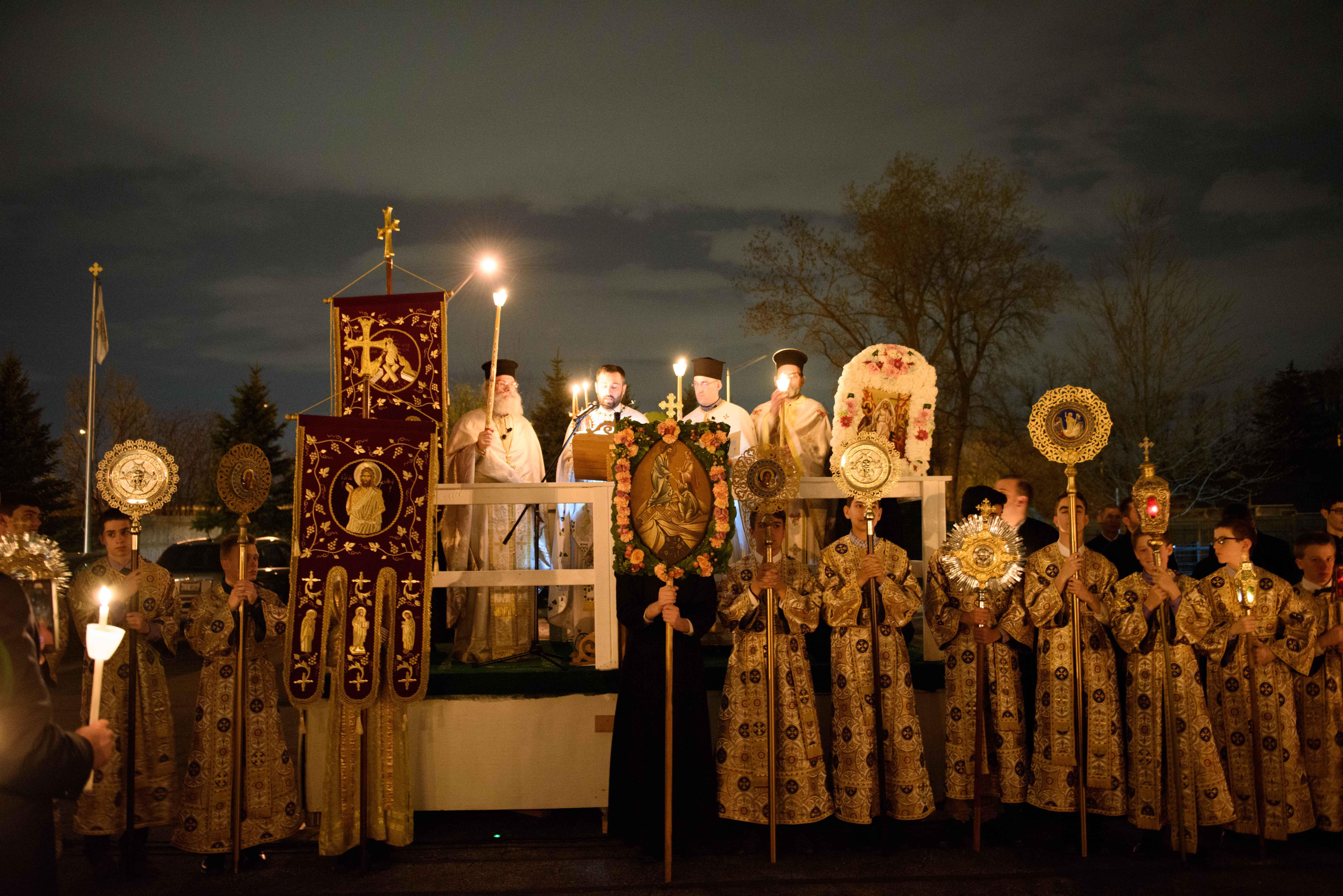 Holy Week & Pascha 2017