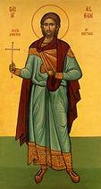 Saint Alban the Protomartyr of Britain.j