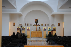 First Divine Liturgy