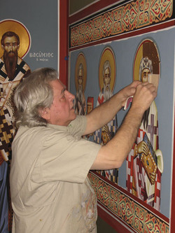 Our Iconographer