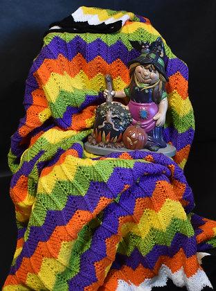 Halloween Spirit Blanket