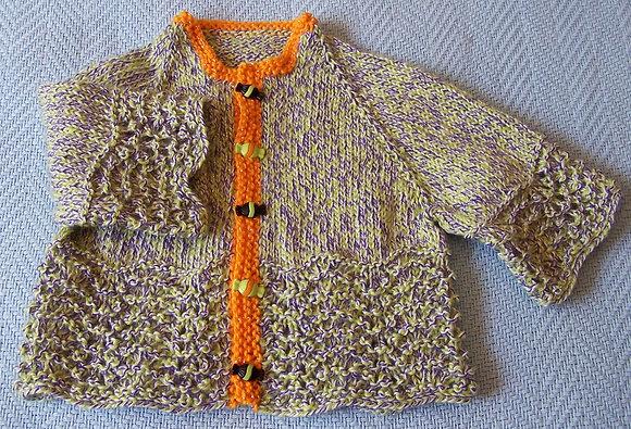 Boo-tiful Baby Sweater