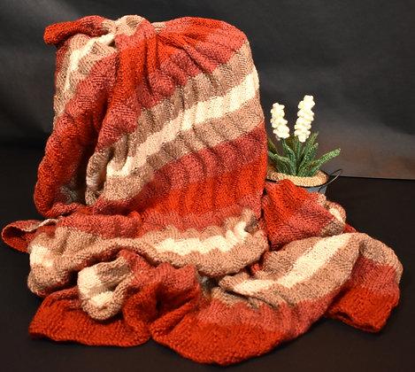 Southwest Zig-Zags Blanket