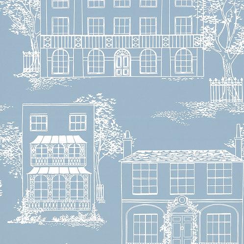 Hampstead - James Blue Mostra