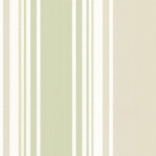 Tented Stripe - Eau De Nil Mostra