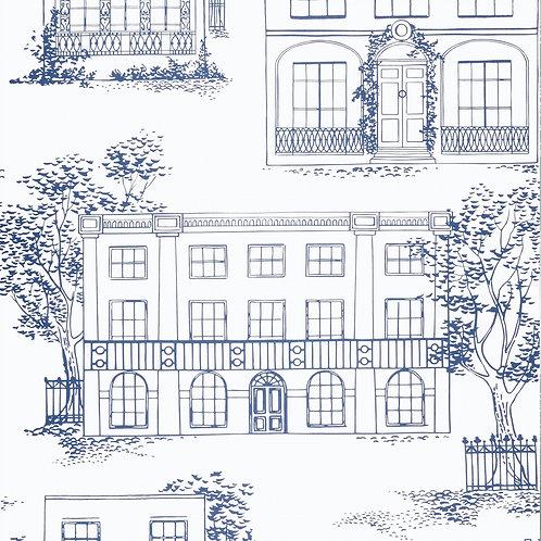 Hampstead - Mid Blue  Mostra