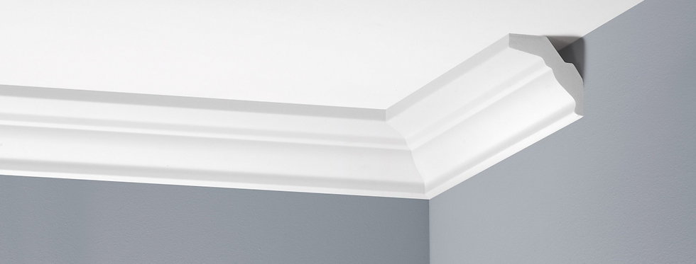 Cornisa decorativa pentru tavan LGG25