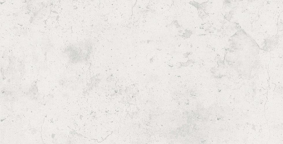 Tapet care imita betonul in nuante de gri deschis si alb