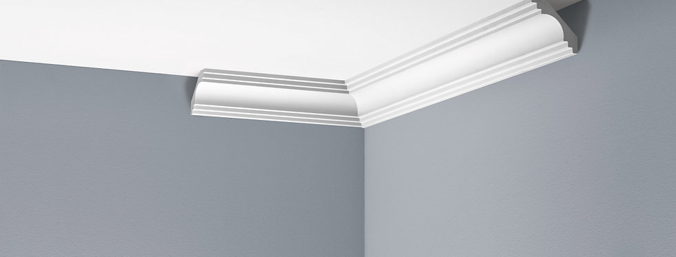 Cornisa decorativa pentru tavan LGG17