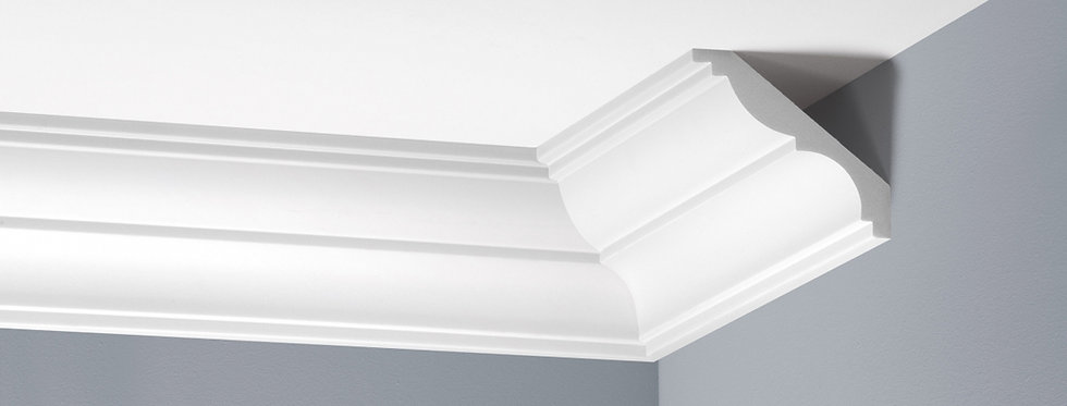 Cornisa decorativa pentru tavan LGG08