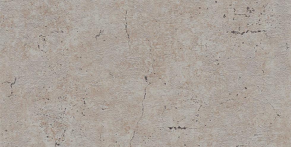 Tapet care imita betonul in nuante de bej si gri