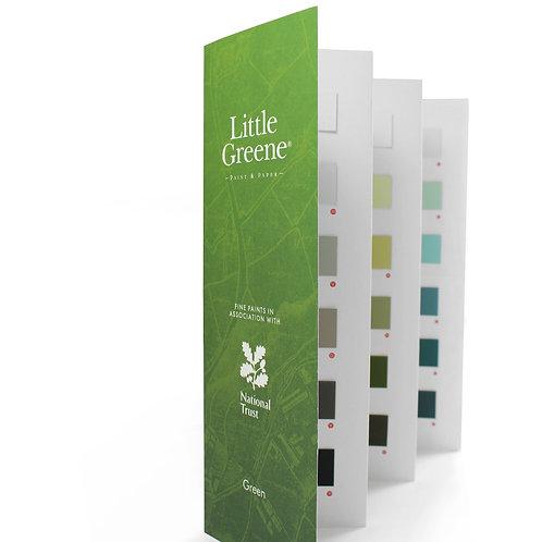 Paletar Verde Little Greene