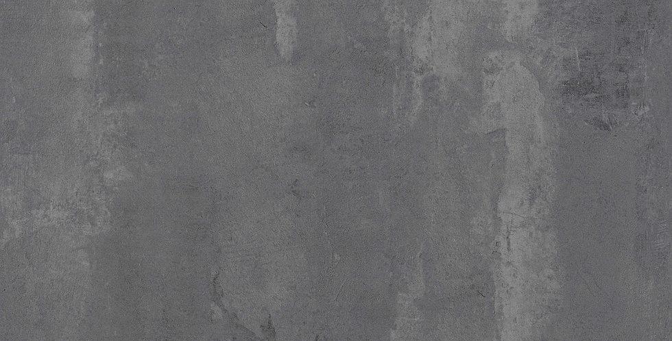 Tapet care imita betonul de culoare gri inchis