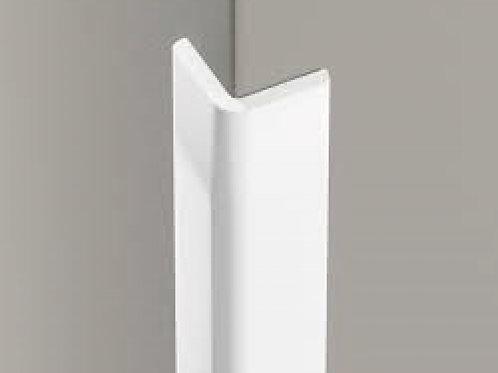 Colțar decorativ alb din DUROTEC 13