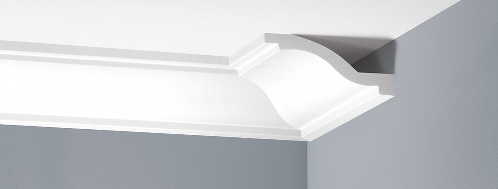 Cornisa decorativa pentru tavan LGG10