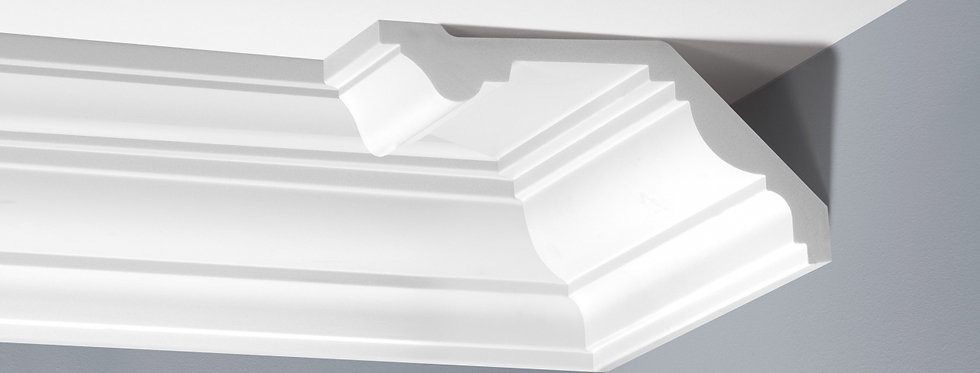 Cornisa decorativa pentru tavan LGG09