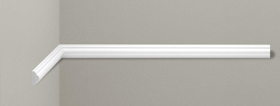 Brau decorativ alb din DUROTEC 02