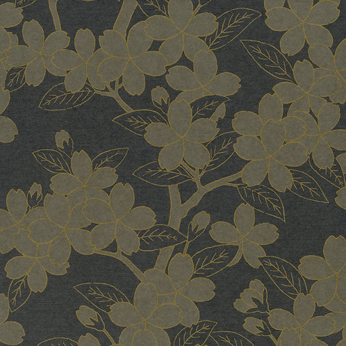 Camellia - Charcoal Mostra