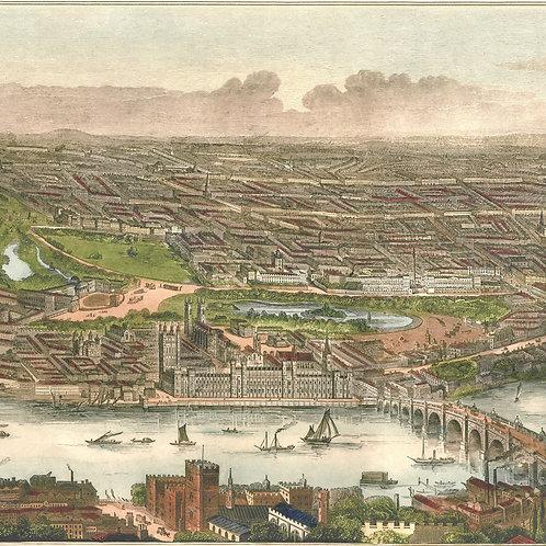 Thames Border - Original Mostra