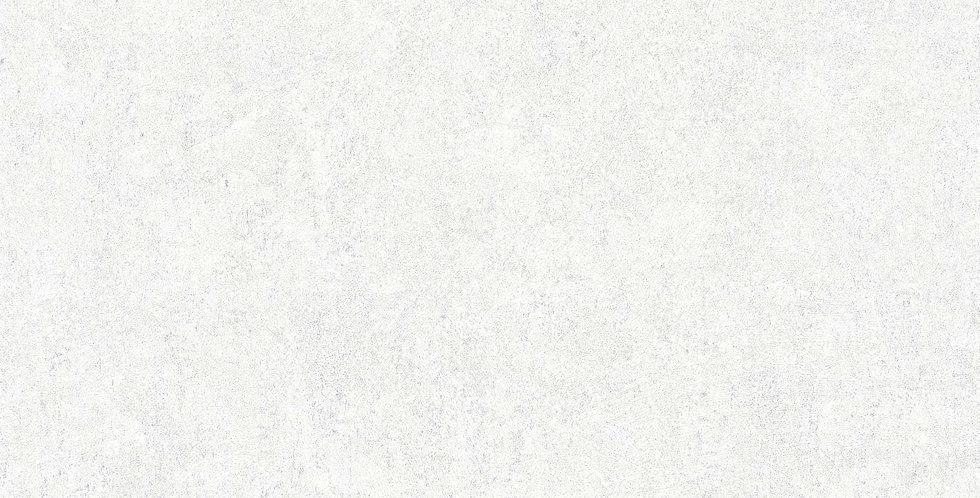 Tapet care imita zugraveala in nuante albe si gri deschis