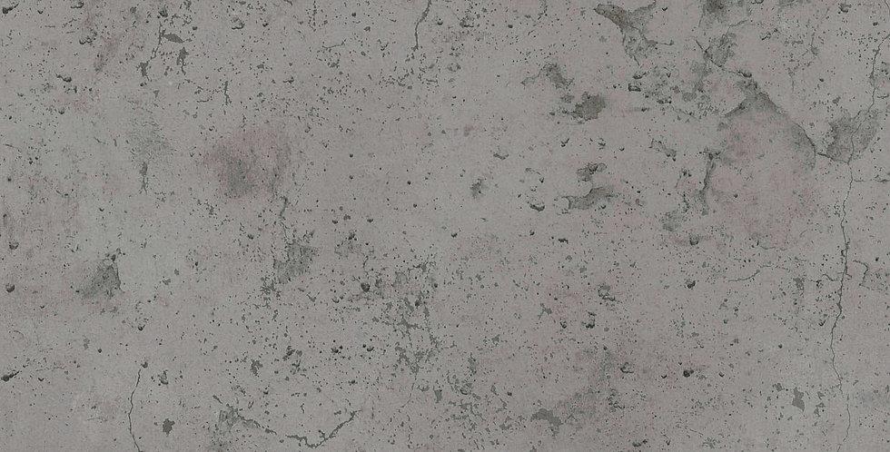 Tapet care imita betonul de culoare gri cu nuante bej