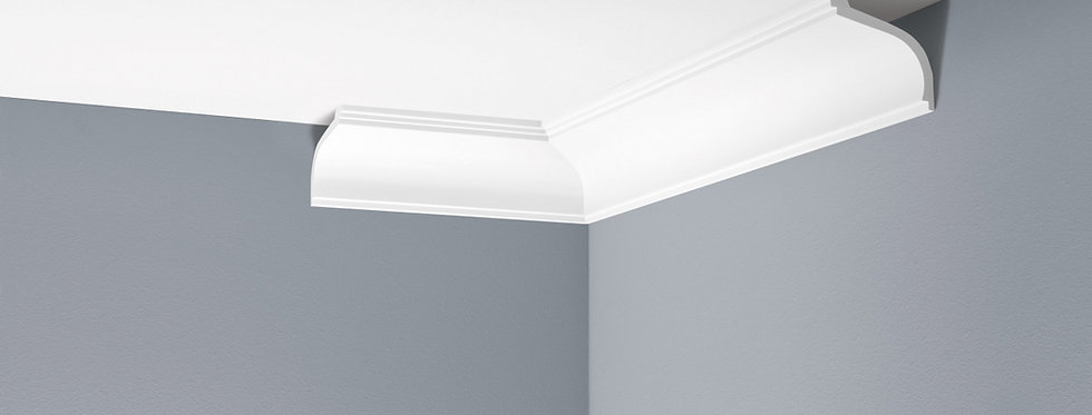 Cornisa decorativa pentru tavan LGG05