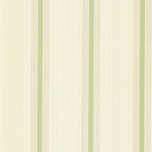 Cavendish Stripe - Brush Green Mostra