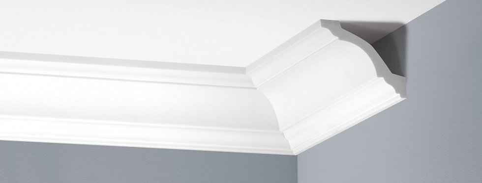 Cornisa decorativa pentru tavan LGG29