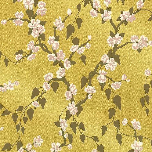 Sakura - Yellow Lustre