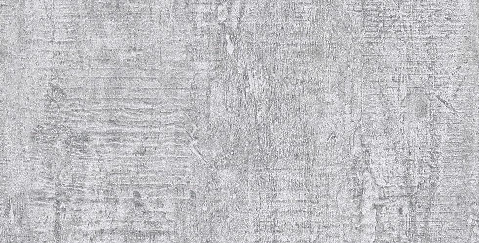 Tapet care imita zidul de beton nefinisat in nuante de gri