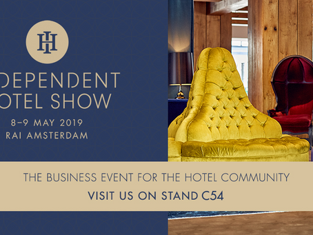 Bio Foot Wear x Independent Hotel Show Amsterdam