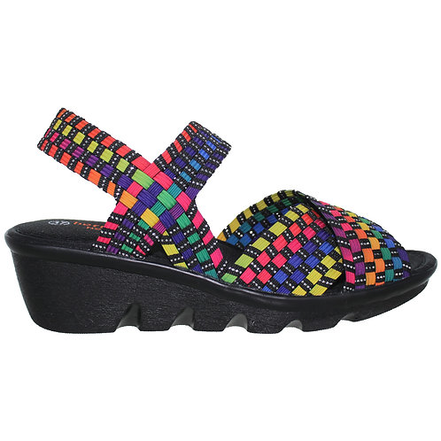 Lihi Buttercup Black Multi