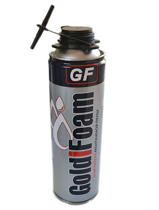 Очиститель монтажной пены GF
