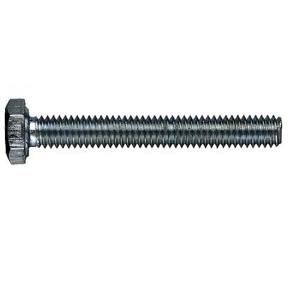 DIN 933 Болт с шестигранной головкой с полной резьбой прочность 5.8
