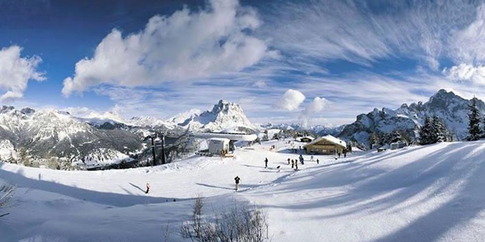 Skiing, passion, desire in Italy - Civetta