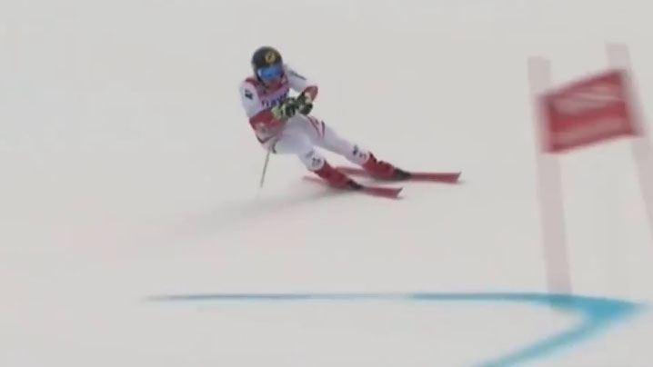 Marcel Hirscher Best GS Turns, transition and Technique with Slow Motion #2-0.00.35.57