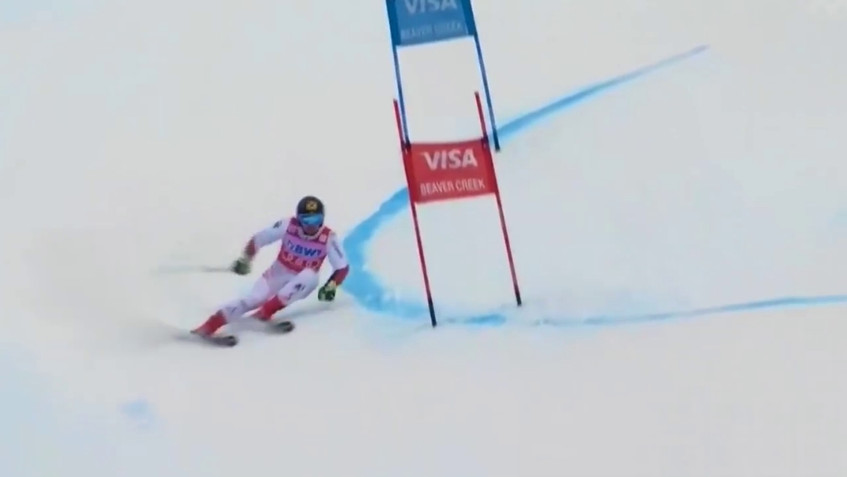 Marcel Hirscher Best GS Turns, transition and Technique with Slow Motion #2-0.01.15.18
