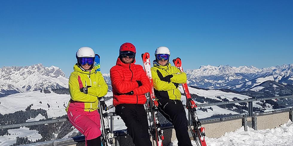 Élménysíelés síoktatással Tirolban 2.
