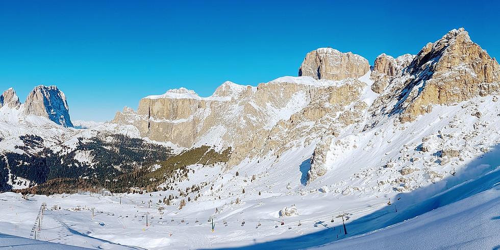 Ski, Food & Wine - gasztrosíelés a Sella Ronda körül
