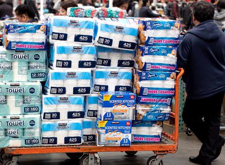 Hoarding vs.Stockpiling