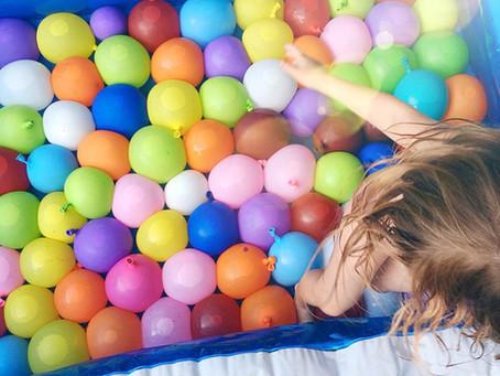 הורים בחופש #4: לתת דרור ליצירתיות