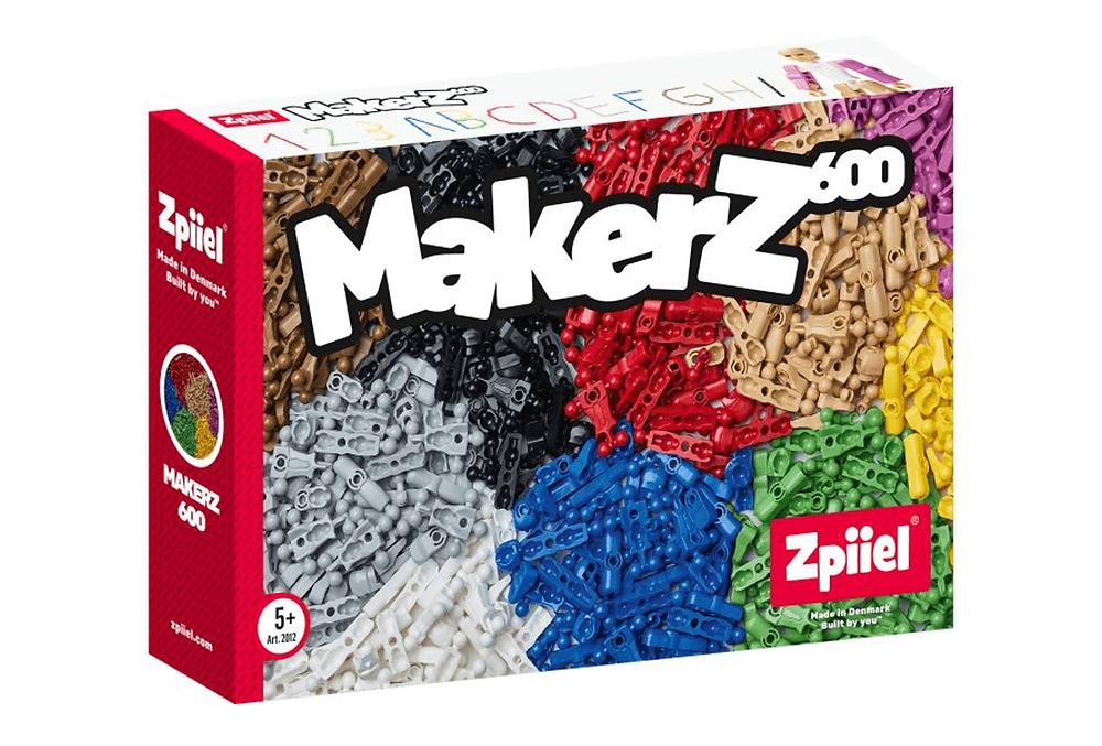 משחק הרכבה makerz