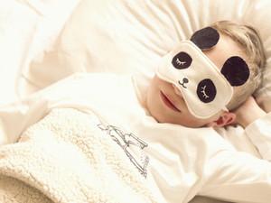 כיסוי עיניים דוב פנדה - הדרכה חורפית מפנקת