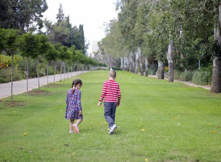 לטייל עם ילדים בירושלים בסתיו