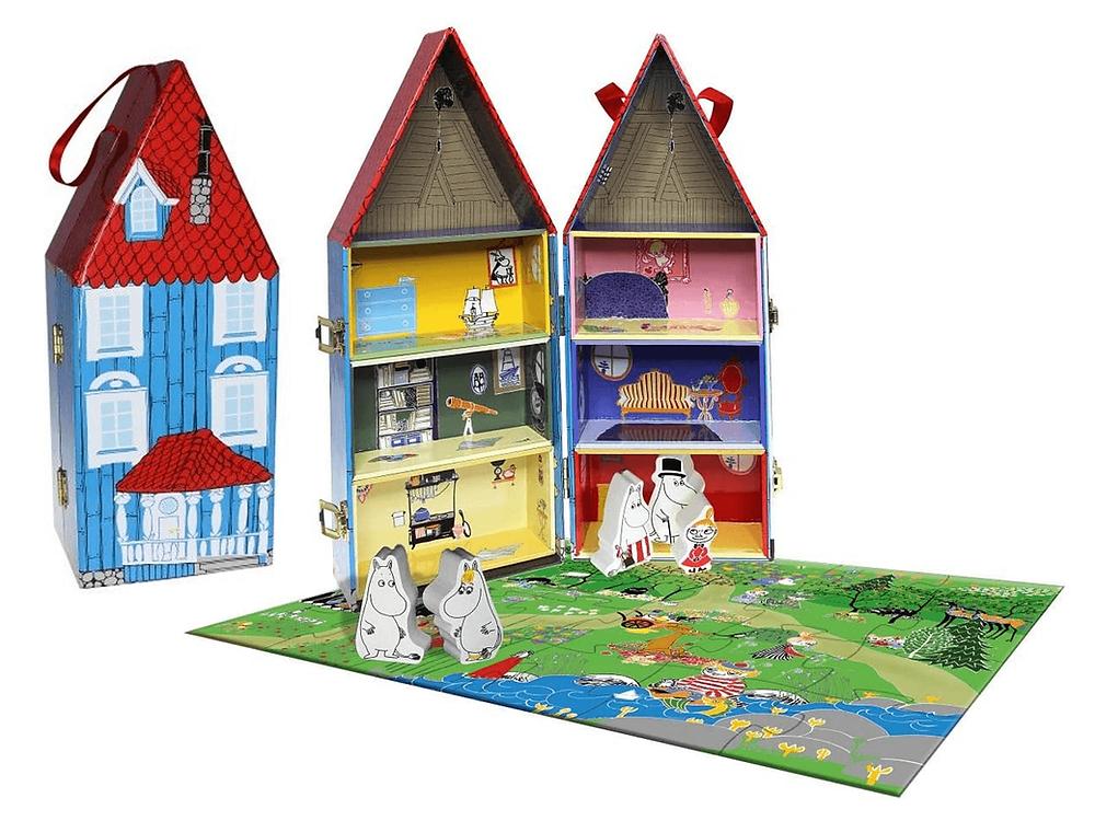 בית בובות מומינים