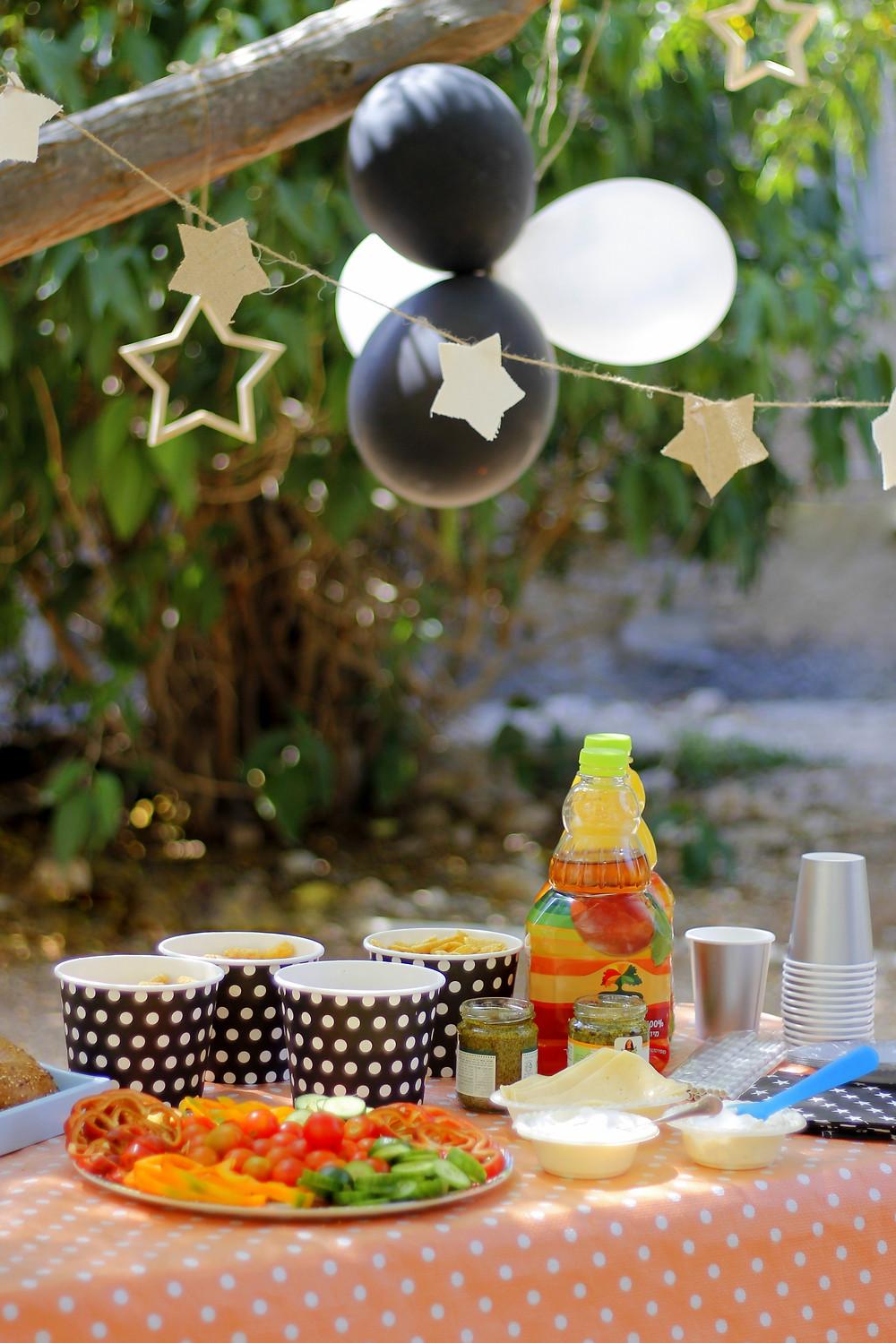 מסיבת יום הולדת חלל