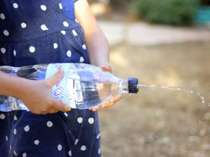 רובה מים תוצרת בית