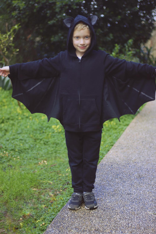 הדרכה לתחפושת עטלף