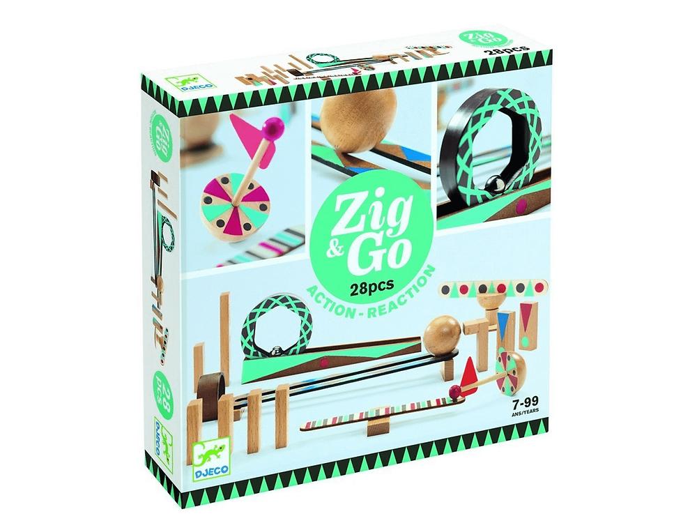משחק Zig&Go DEJECO