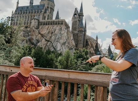 A Harry Potter Proposal